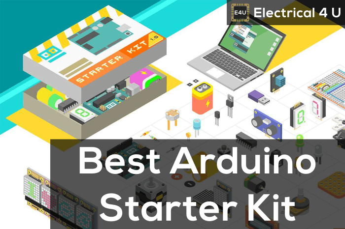 Best Arduino Starter Kit