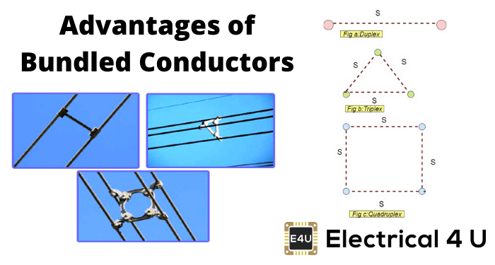 Advantages Of Bundled Conductors