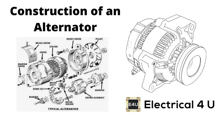 Construction Of An Alternator