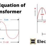 EMF Equation of Transformer   Turns Voltage Transformation Ratio of Transformer