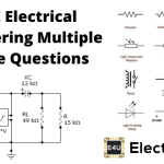 Electrical Engineering Objective Questions MCQ