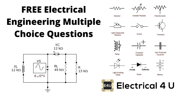 Electrical Engineering Objective Questions And Answers