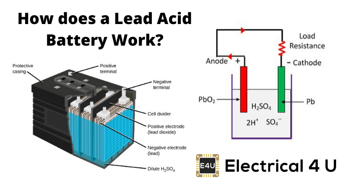 How Does A Lead Acid Battery Work