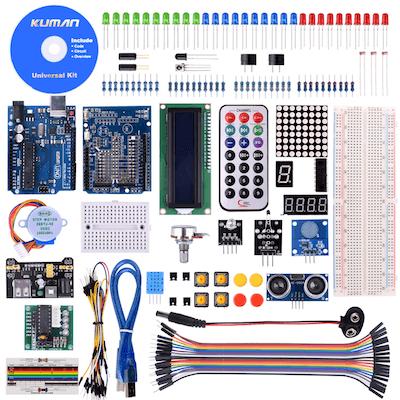 Kuman Arduino Starter Kit Accessories
