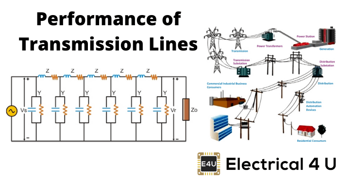 Performance Of Transmission Lines