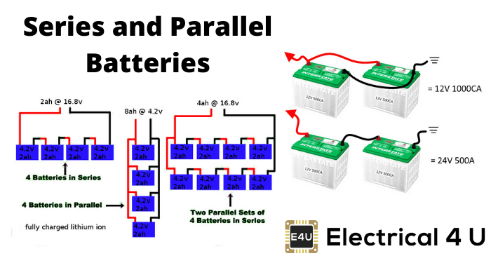 Series And Parallel Batteries
