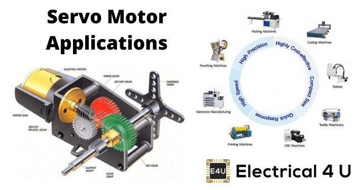Servo Motor Applications