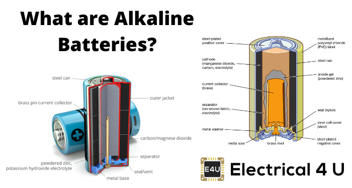 What Are Alkaline Batteries