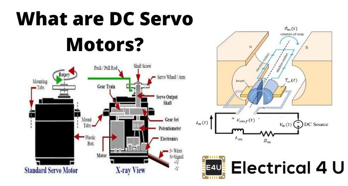 What Are Dc Servo Motors