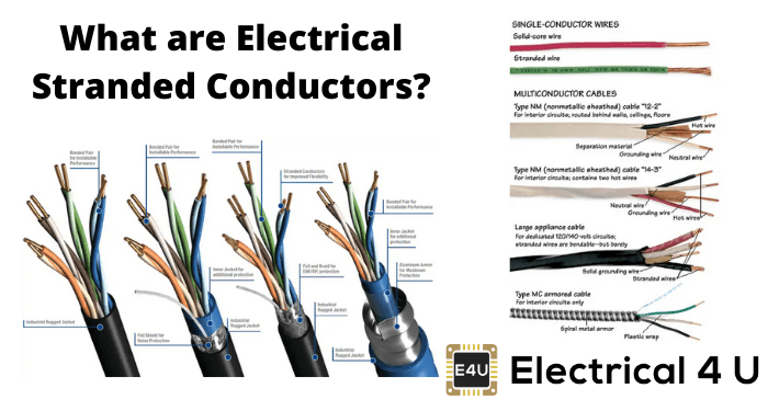 What Are Electrical Stranded Conductors