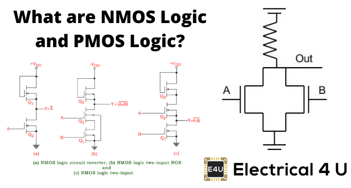 What Are Nmos Logic And Pmos Logic