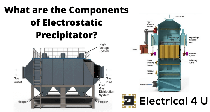 What Are The Components Of Electrostatic Precipitator(1)