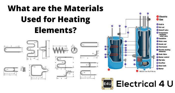What Are The Materials Used For Heating Elements