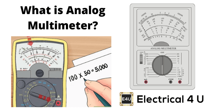 What Is Analog Multimeter