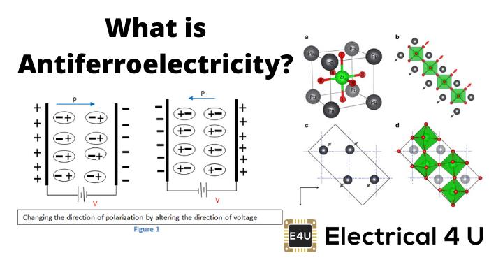 What Is Antiferroelectricity