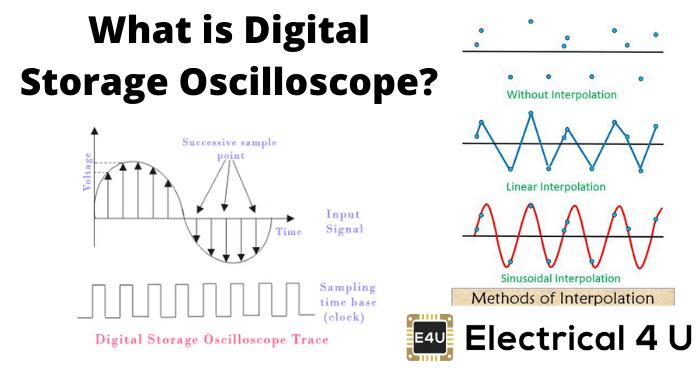 What Is Digital Storage Oscilloscope