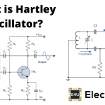 Hartley Oscillator: What is it? (Frequency And Circuit)