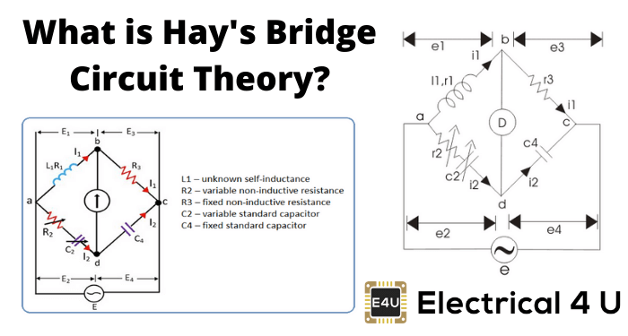 What Is Hay′s Bridge Circuit Theory