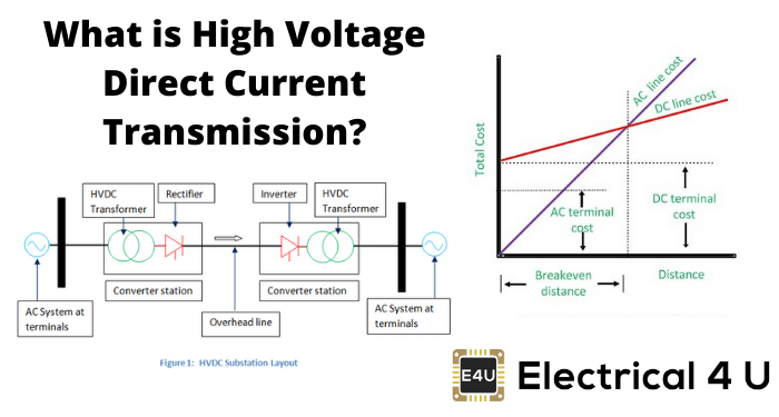 What Is High Voltage Direct Current Transmission