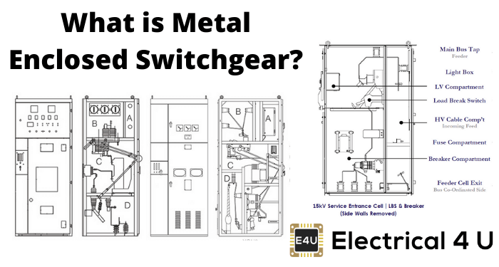 What Is Metal Enclosed Switchgear
