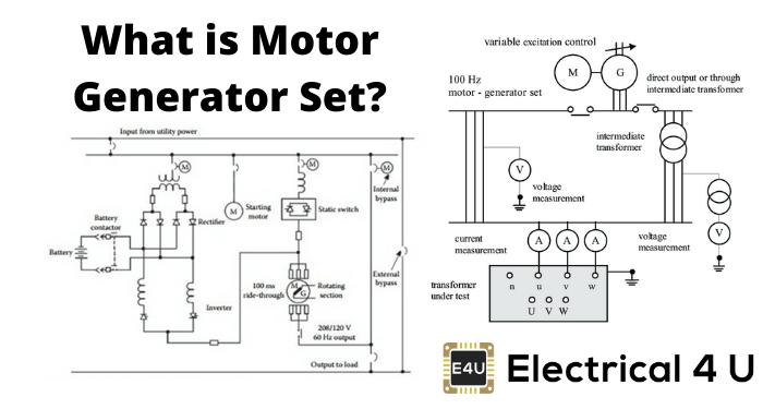 What Is Motor Generator Set
