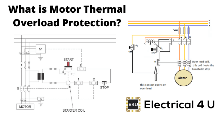 What Is Motor Thermal Overload Protection