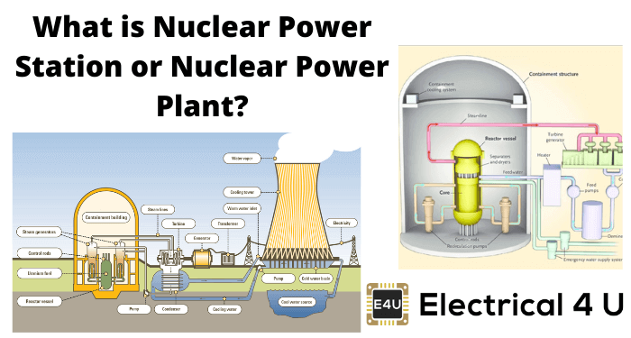 What Is Nuclear Power Station Or Nuclear Power Plant