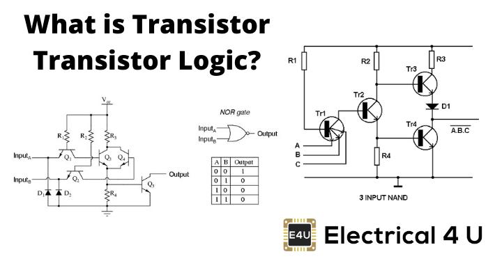 What Is Transistor Transistor Logic
