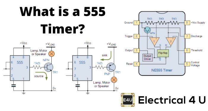 What Is A 555 Timer