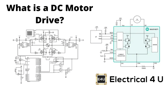 What Is A Dc Motor Drive