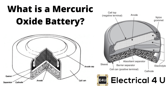 What Is A Mercuric Oxide Battery