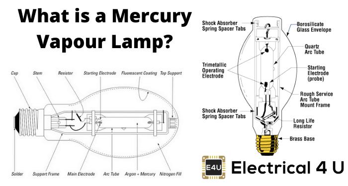 What Is A Mercury Vapour Lamp