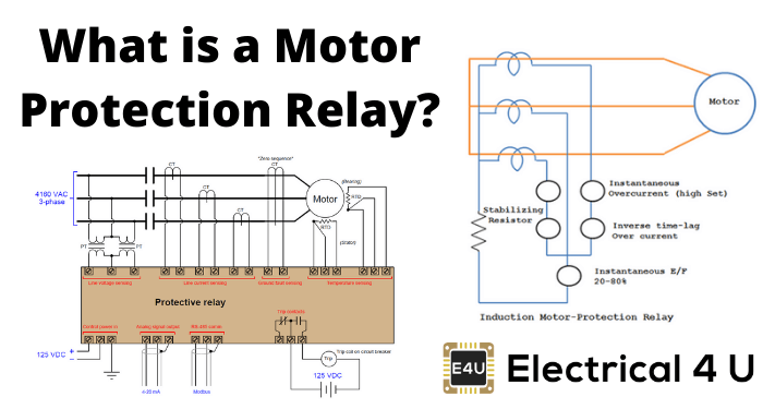 What Is A Motor Protection Relay