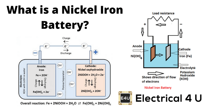 What Is A Nickel Iron Battery