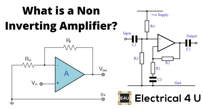 What Is A Non Inverting Amplifier