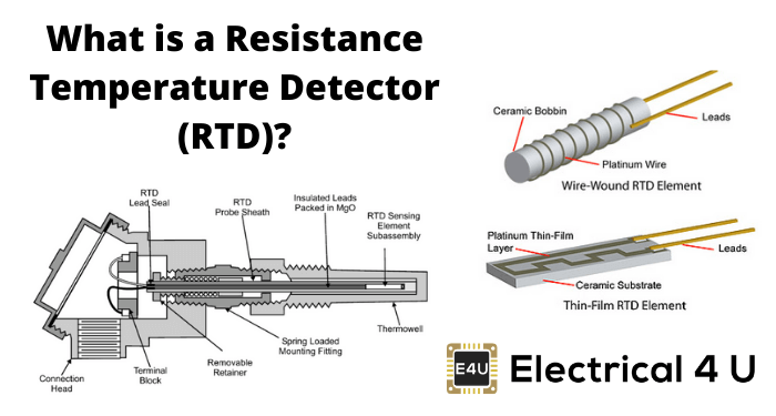 What Is A Resistance Temperature Detector
