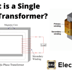 Single Phase Transformer: Diagram, Working Principle And Applications