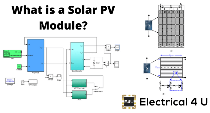 What Is A Solar Pv Module