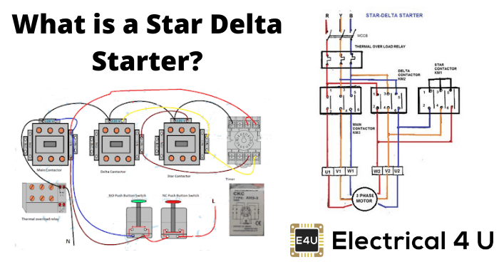 What Is A Star Delta Starter