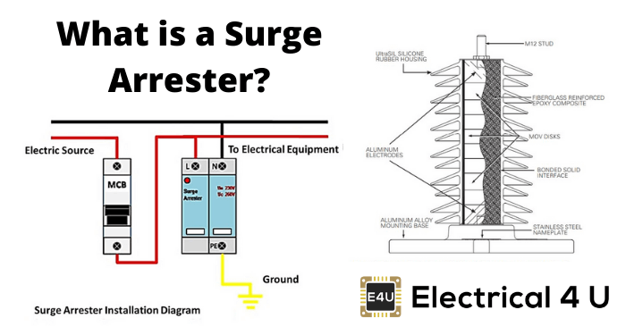 What Is A Surge Arrester