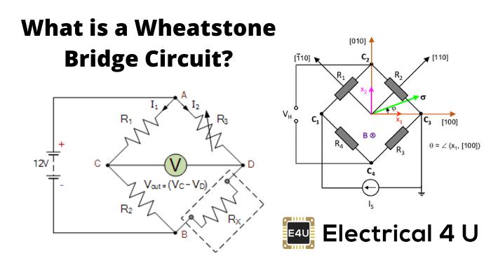 What Is A Wheatstone Bridge Circuit