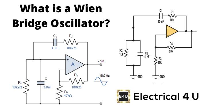 What Is A Wien Bridge Oscillator