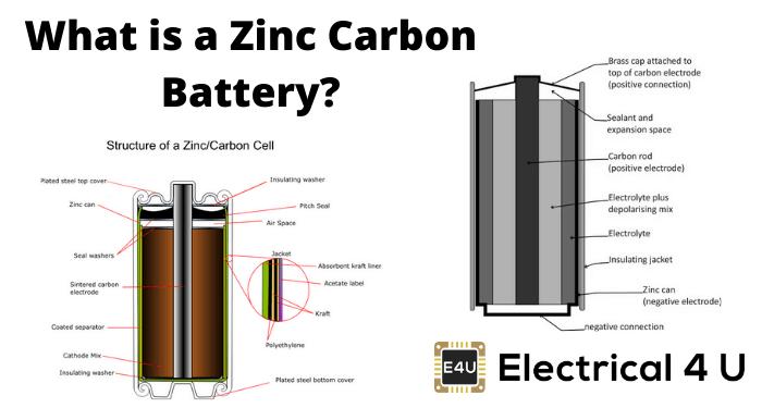 What Is A Zinc Carbon Battery