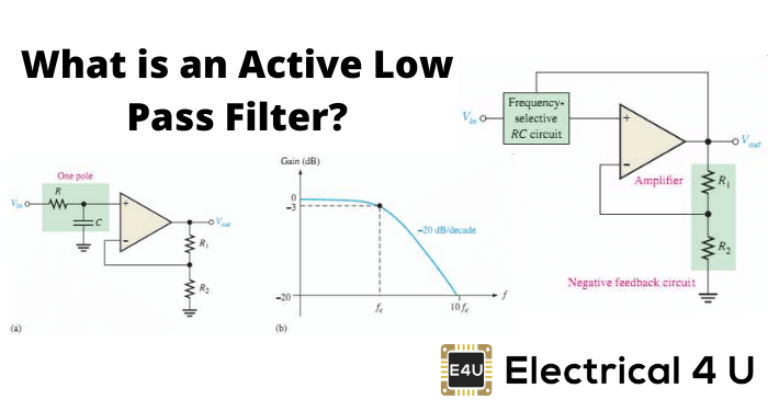 What Is An Active Low Pass Filter