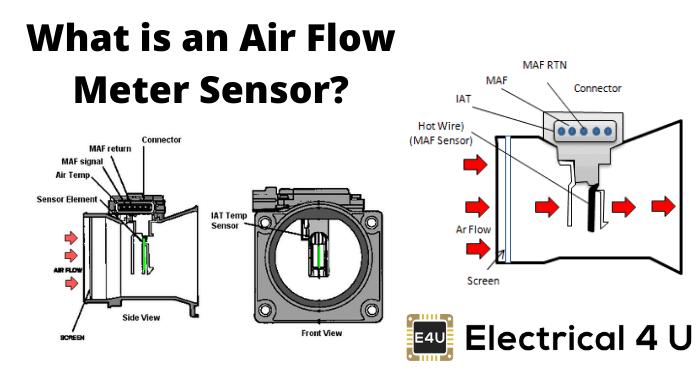 What Is An Air Flow Meter Sensor