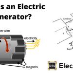 Working Principle of Electric Generator