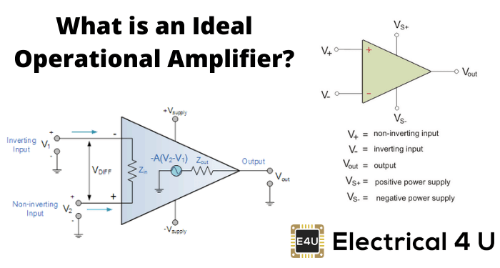 What Is An Ideal Operational Amplifier