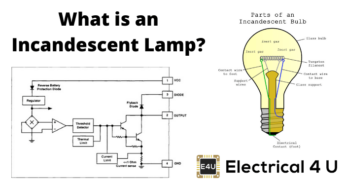 What Is An Incandescent Lamp