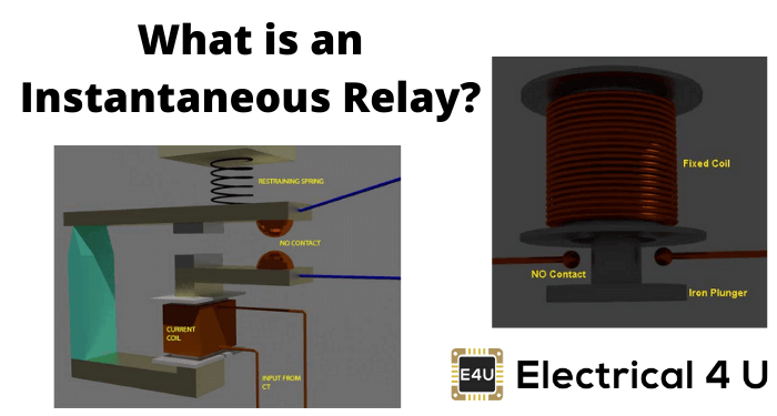 What Is An Instantaneous Relay