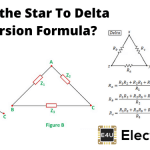 Star To Delta Conversion Formula (Delta to Wye)